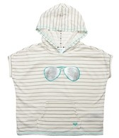 Roxy Girls' Double Vision Hooded Top (8-16)