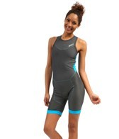 2XU Women's Perform Trisuit with Rear Zip