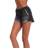 Mizuno Women's Daria Sunset SQ 3.5 Running Short