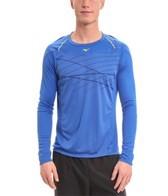 Mizuno Men's Venture Long Sleeve Running Shirt