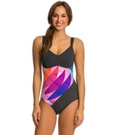 Arena Aquafit Moon One Piece Swimsuit
