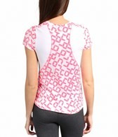 Brooks Women's Equilibrium Running  Short Sleeve  II Shirt