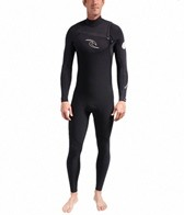 Rip Curl Men's Dawn Patrol 4/3mm Chest Zip Fullsuit GB