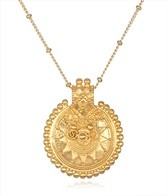 Satya Jewelry Mandala Pendant Necklace