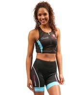 Castelli Women's Body Paint Tri Crop Top