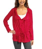 Lole Mambo Sanaa Red Sea Cardigan