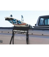 Creatures Tailgate Pad With Tie Down Straps