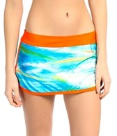 Next Tranquil Waters Lotus Skort Bikini Bottom