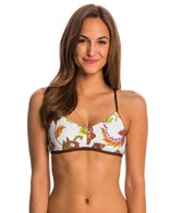 Next Harmony Reverse Plank Reversible Sweetheart Bra Top