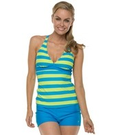 Next Lined Up Super Woman B/C Cup Tankini Top