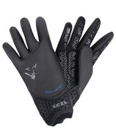 Xcel Men's 3MM Drylock 5 Finger Glove