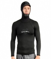 Xcel Men's Polypro Hooded L/S Insulating Rashguard
