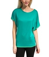 Trina Turk Modal + Mesh Super T Shirt