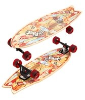 Lost Round Nose Fish Skateboard