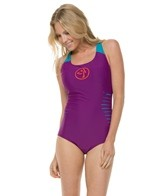 Aqua Zumba by Speedo Slash-O-Rama Ultraback 1PC