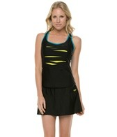 Aqua Zumba by Speedo Slash-O-Rama Tankini Set