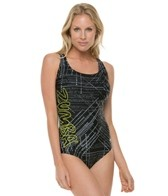 Aqua Zumba by Speedo Trace Me Lace-Up 1PC