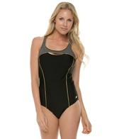 Aqua Zumba by Speedo Foil Me Once Ultraback 1PC