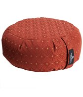 Hugger Mugger Zafu Printed Meditation Yoga Cushion