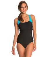 Reebok Stealth Bra T Back One Piece