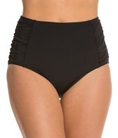 Jantzen Solid Retro High Waist Bottom