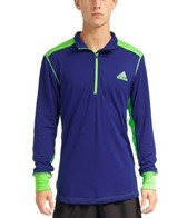 Adidas Men's Winter Midlayer Running Half Zip