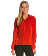 Adidas Women's Terrex Swift Hybrid Running Full Zip