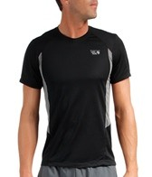 Mountain Hardwear Men's Double Wicked Running S/S Shirt
