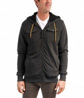 O'Neill Men's Klamath Zip Up Hooded Fleece