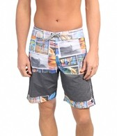 Billabong Men's Invert Postcard Boardshort
