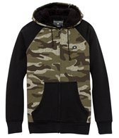 Billabong Men's Balance Sherpa Zip Hoodie