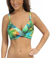 Swim Systems Paradise Island Underwire Crossback Bikini Top