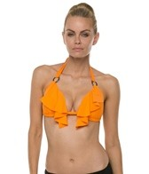 Swim Systems Tiger Lily Push Up Triangle Top