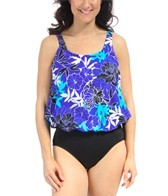 Penbrooke Exotic Journey Mastectomy Blouson One Piece