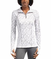 Lole Women's Shining Running Half Zip