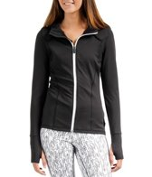 Lole Women's Hooded Jogs Running Jacket