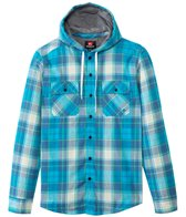 Quiksilver Men's Spray Face L/S Shirt