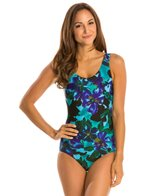 Waterpro Rose U Back Conservative Fitness Suit