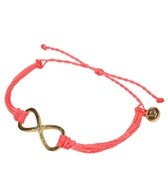 Pura Vida Gold Infinity Strawberry