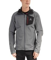 Salomon Men's Parmelan Softshell Running Jacket