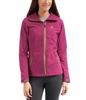 Salomon Women's Parmelan Softshell Running Jacket