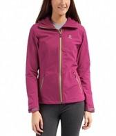 Salomon Women's Parmelan Softshell Running Jacket