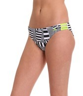 Adidas Women's Cut Stripe Hipster Bottom