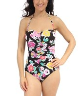 Gabar Picnic Floral Bandeau Maillot