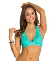 Kenneth Cole Island Fever Halter Bikini Top