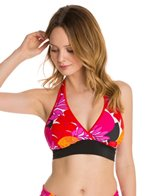 South Point Vida Tropic On Shore Halter Bikini Top