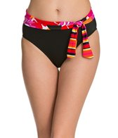 South Point Vida Tropic Aerial Tie Midwaist Bikini Bottom