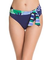 South Point Vida Tropic Aerial Tie Midwaist Bikini Bottom