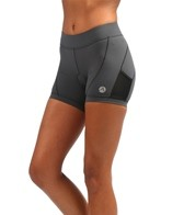 Active Angelz Women's Dianna 4 Inch Tri Short