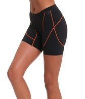 Active Angelz Women's Tessa Ultimate 5 Inch Tri Shorts